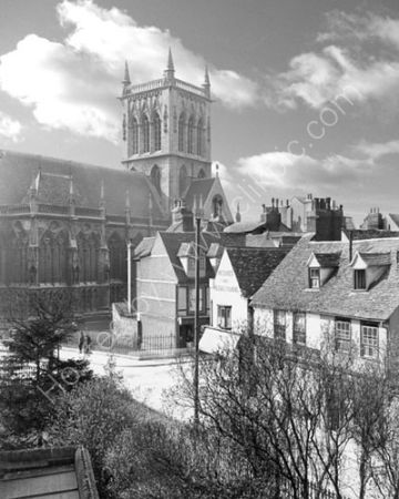 St John's Chapel.