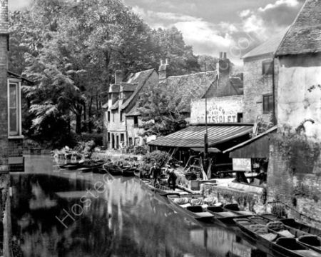 Bullen's Boatyard.