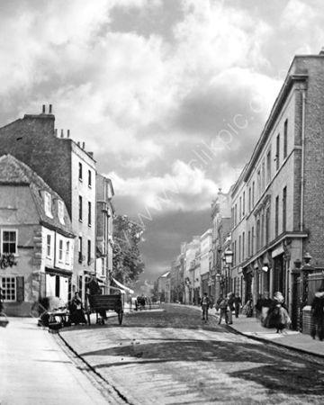 St Andrew's Street.