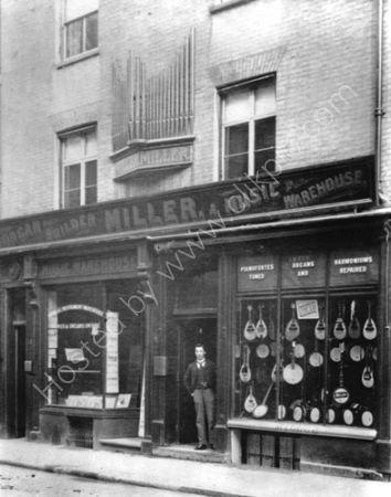 Miller's Music Shop