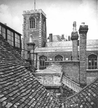 Rooftops from studio