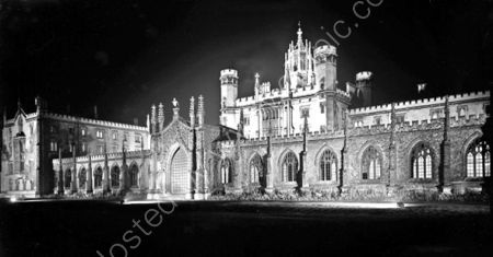 St John's College.