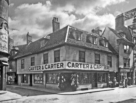 Carter and Carter