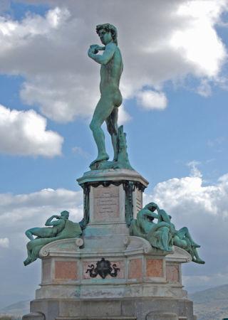 Michaelangelo's David. Florence