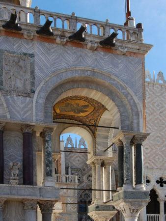 Detail, St Mark's Venice