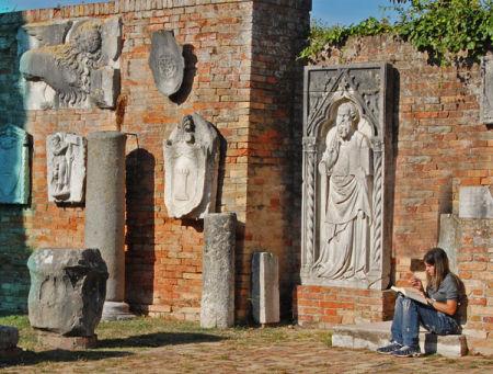 Torcello, Venice.