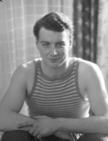 Guy Burgess 1935