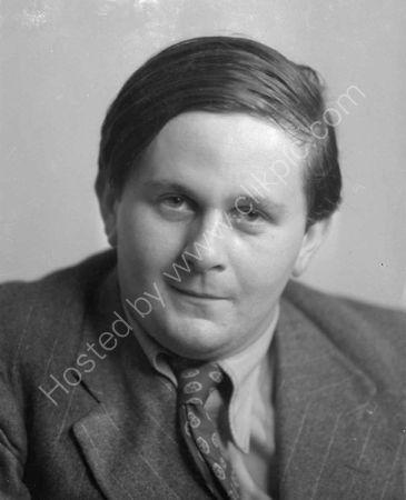 Hugh Sykes Davies.