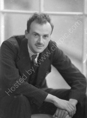 Prof Dirac 1934