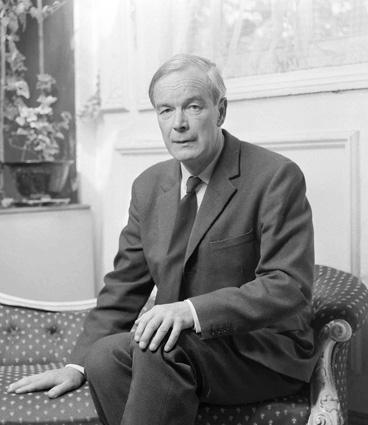 Prof. Sir Alan Hodgkin.