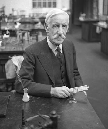 Sir Gowland Hopkins.