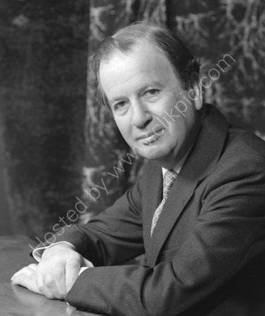 Lord Richard Kahn. (1972)
