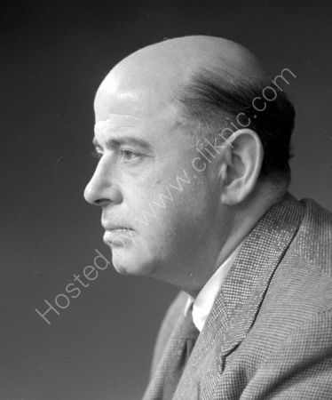 Lord Nicholas Kaldor..