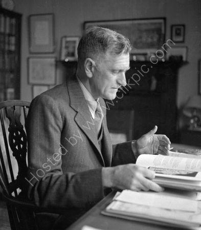 Sir Goeffrey Keynes (1936)