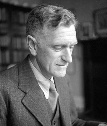 Sir Geoffrey Keynes.