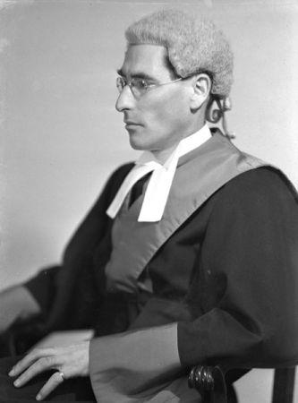Judge Lawson Campbell.