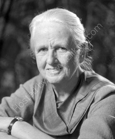 Professor Joan Robinson.