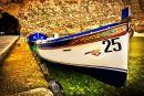Moored Boats, Malta