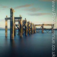 The Old Pier, Aberdour