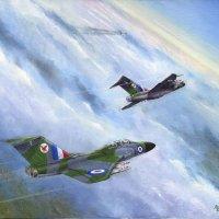 23 Squadron Javelins