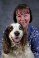 Pet portraits photography in your home.