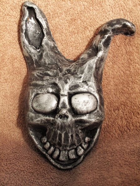 Donnie Darko Metallic paint, Frank rabbit - Etsy PJCreationCrafts.