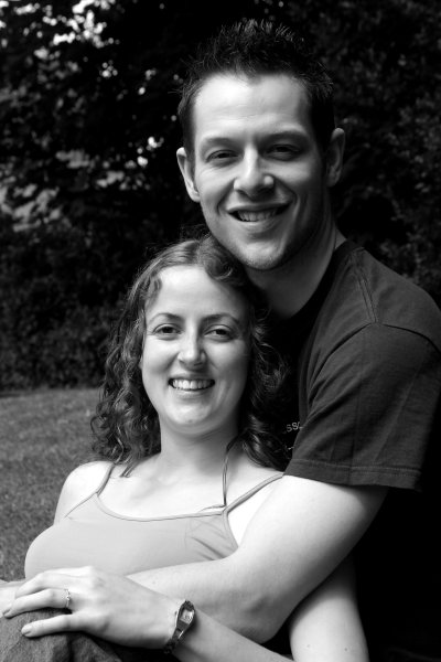 Suzanne and Mike. Pre - Wedding photography session.