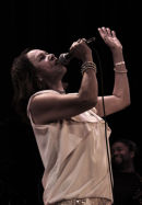 Candi Staton. Islington Assembly Hall, London. May 4th 2012.