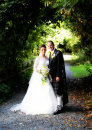 Jenny and Ross, Barony Castle