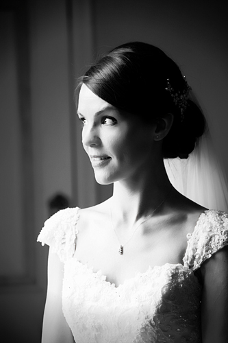 Fiona, bridal portrait
