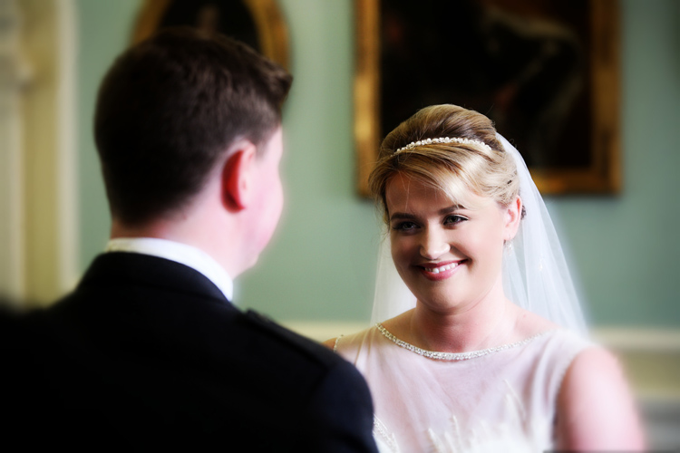 Lynn and James, Queensferry Hotel