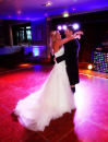 Kim and Aubrey, First Dance
