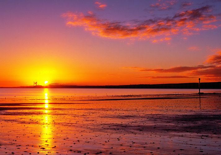 Portobello sunrise 5