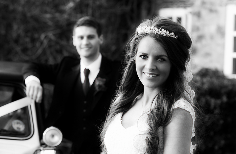 Fiona and Matt, Greywalls Hotel