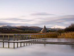 Dawn, Llangorse Lake 2.