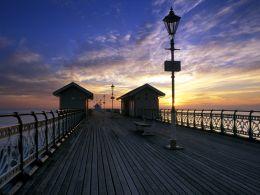 Sunrise 2, Penarth Pier.