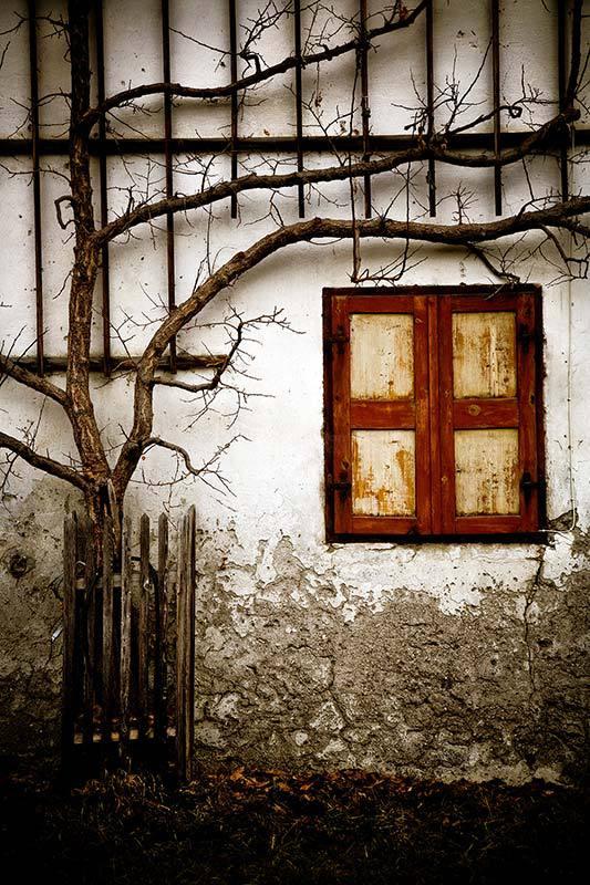 Square Window-Austria