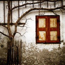 Square Window-Austria