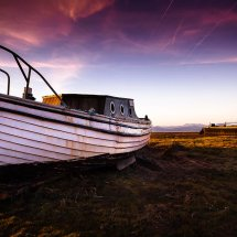 Askam In Furnace Boat I