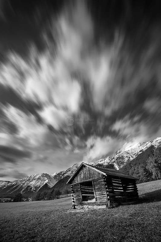 Mountain Hut-Austria