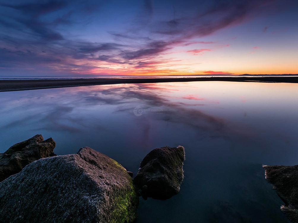 Cleveleys Coast Sunset 4