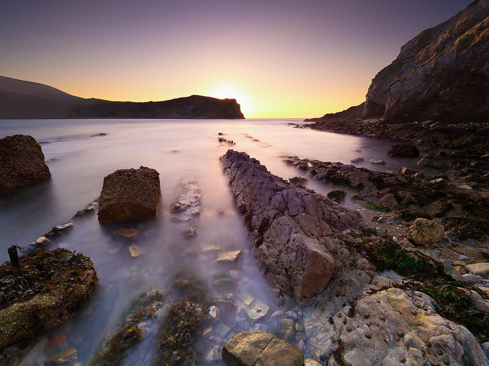 Lulworth Cove Dawn I
