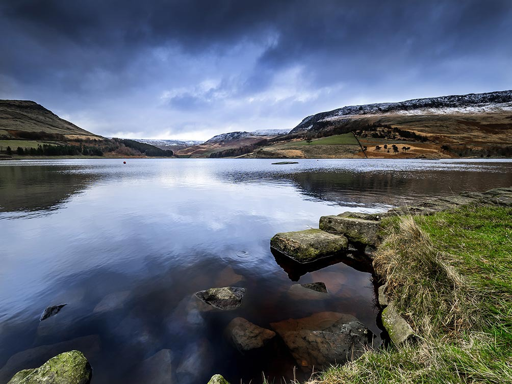 Blue Hour Dovestone