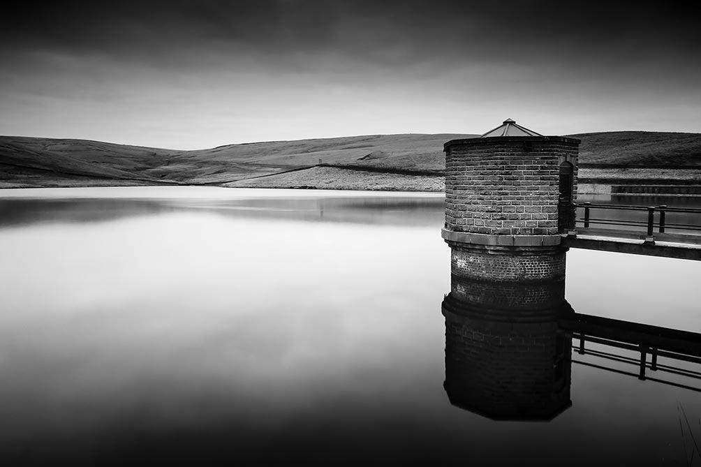 Reflections II-Downry Reservoir