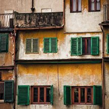 Green Shutters Florence
