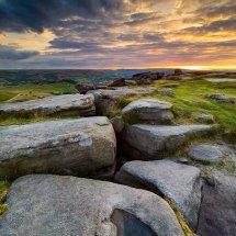 Sunset Higger Tor