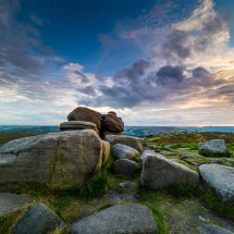 Higger Tor-Shelter Rock