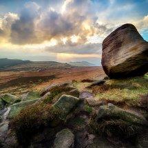 Perched Rock