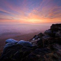 Higger Tor Frosty Sunrise