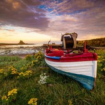 The Boat, Holy Island